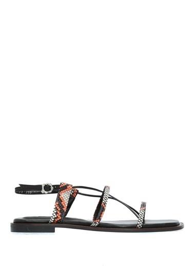 Beymen&Designer Sandalet Siyah